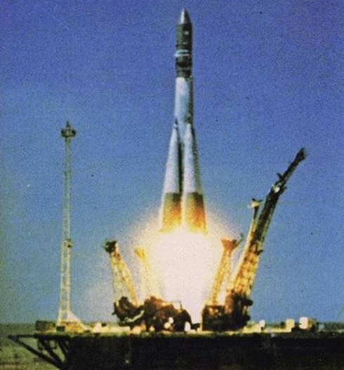 vostok 1 launch image search results.
