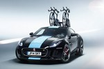 Jaguar upravil F-Type Coup� pre Tour de France