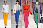 Colorblocking -  hit v kombinovan� farieb