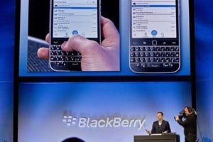 BlackBerry rob� krok sp�, zachr�ni� ho m� Classic