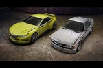 BMW si spom�na na legendu BMW 3.0 CSL