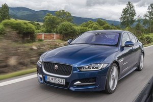 TEST: Jaguar XE vr�til auto do r�k �of�ra