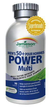 jamieson power vitamins 50+
