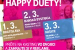 Telekom h�ad� dvojice do reklamy k pau��lom Happy