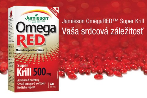 jamieson omegared™ super krill
