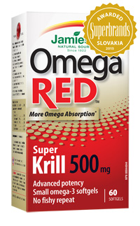 jamieson omegared™ super krill 500 mg 60 cps.