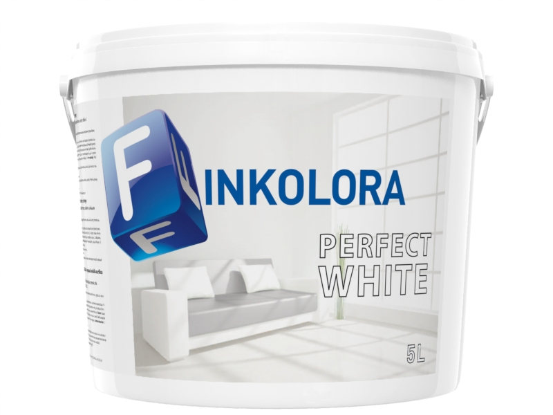 finkolora perfect white 5l